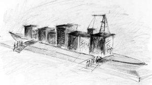 imbarcazione navigli marmi