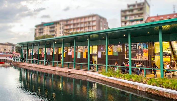Darsena mercato coperto
