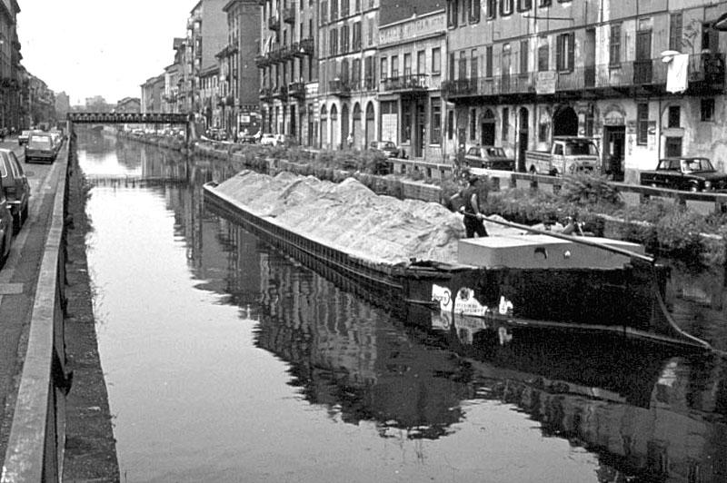 naviglio grande 1950