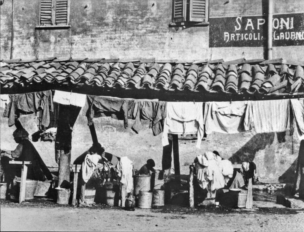 lavandaie al vicolo dei lavandai