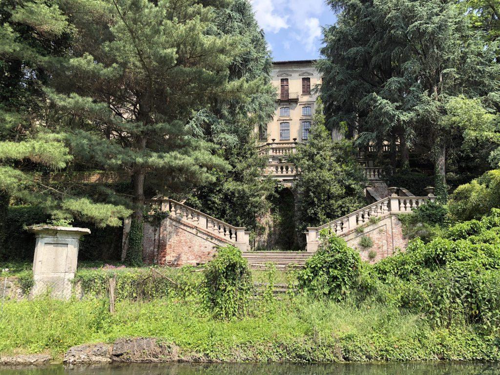 Villa Clerici Castelletto di Cuggiono Navigli Reloading
