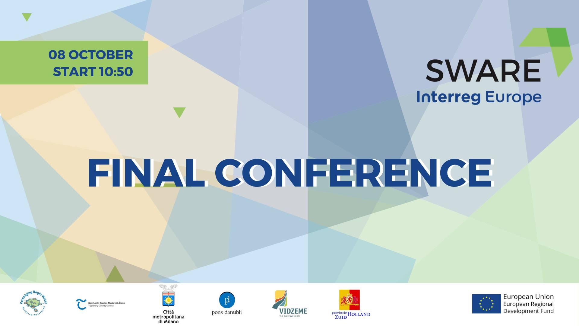 SWARE – Conferenza finale del progetto: la sintesi