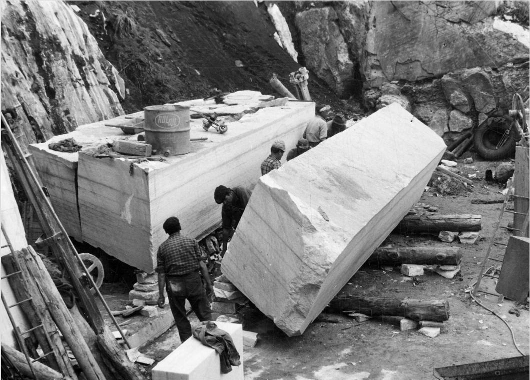 Il marmo di Candoglia: il percorso dei marmi del Duomo di Milano