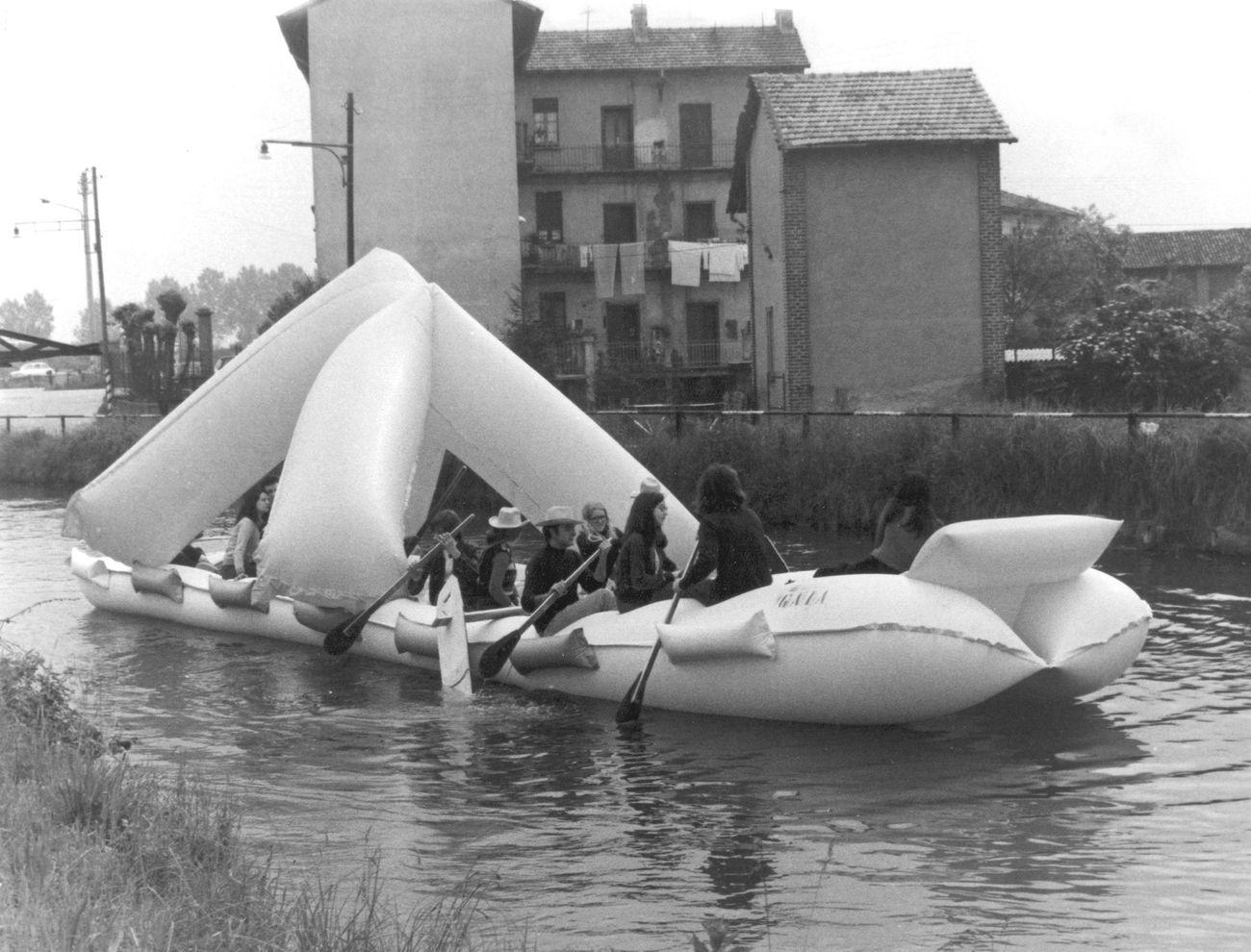 Il Rally dei Navigli: una tradizione dei marinai milanesi