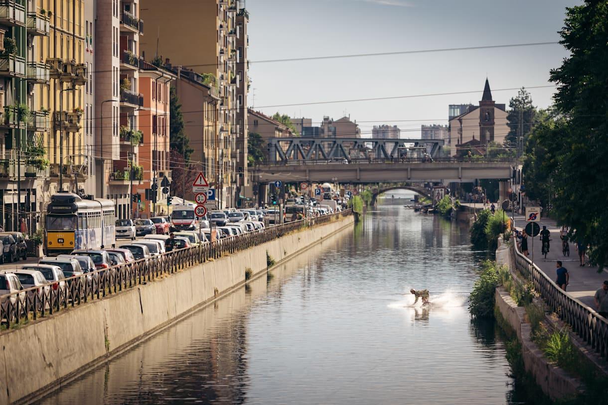 Red Bull Wake The City –  Milano